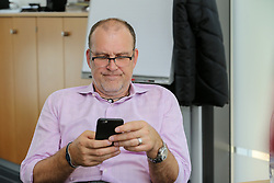 16.07.2015, Gei&szlig;bockheim, Koeln, GER, Joerg Schmadtke im Portrait, im Bild Joerg Schmadtke (Geschaeftsfuehrer, 1. FC Koeln) bei einem Interview und Fototermin // Joerg Schmadtke CEO of 1. FC Cologne during a Interview and Photoshooting at Gei&szlig;bockheim in Koeln, Germany on 2015/07/16. EXPA Pictures &copy; 2016, PhotoCredit: EXPA/ Eibner-Pressefoto/ Horn<br /> <br /> *****ATTENTION - OUT of GER*****