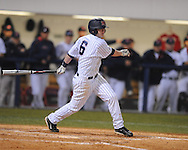 Mississippi's Kevin Mort vs. Austin Peay at Oxford-University Stadium in Oxford, Miss. on Tuesday, March 9, 2010.