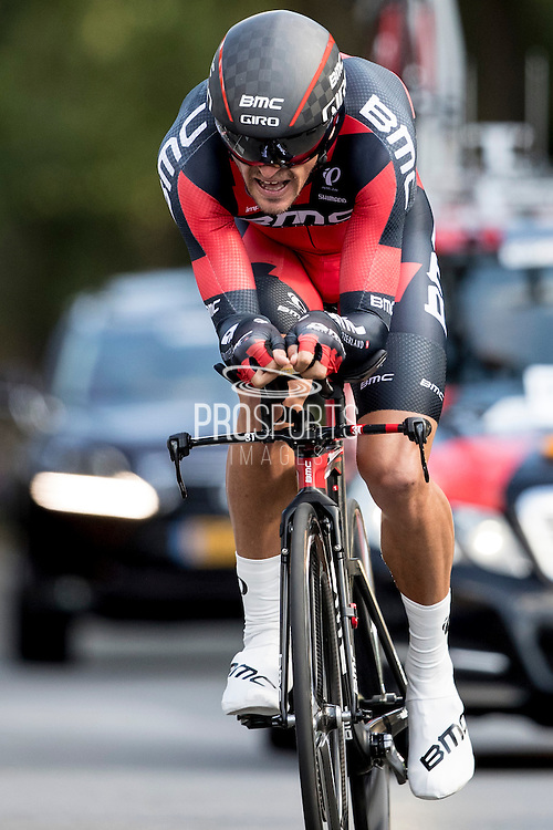 Olympic Gold medal winner Greg van Avermeat during the Eneco Tour 2016 at  at Breda, Breda, Holland on 20 September 2016. Photo by Gino Outheusden.
