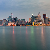 http://Duncan.co/toronto-skyline-at-dawn