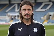 Dundee have signed former Athletic Bilbao left back Jon Aurtenetxe. The 25 year old Spaniard, who started the 2012 Europa League Final for Bilboa, had most recently played for his home town club 3rd division&nbsp;SD Amorebieta<br /> <br />  - &copy; David Young - www.davidyoungphoto.co.uk - email: davidyoungphoto@gmail.com