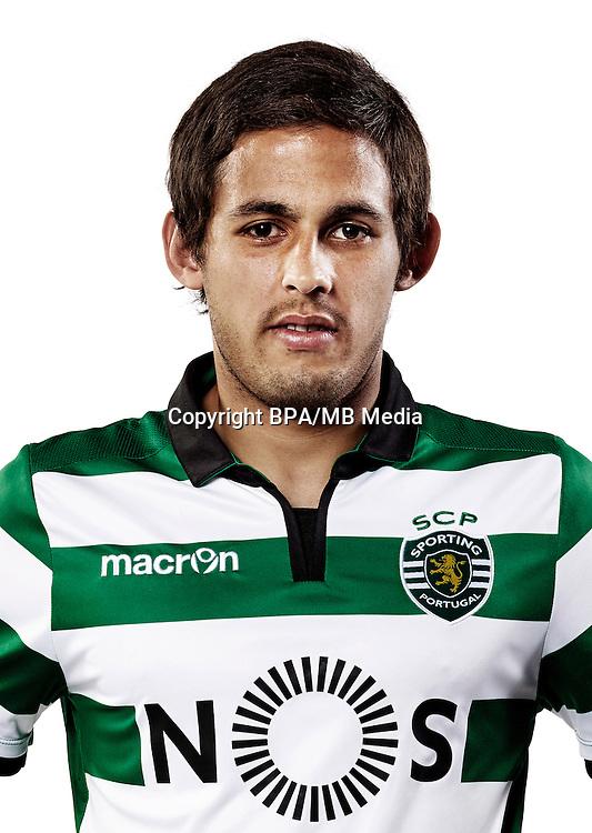 Portugal - Primera Liga NOS 2016-2017 /  <br /> ( Sporting Lisboa ) - <br /> Cesar Marcelo Meli &quot; Cesar Meli &quot;