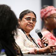 03 June 2015 - Belgium - Brussels - European Development Days - EDD - Urban - Sustainable cities - Good for the global North , but not the global South? - Sheela Patel , Chair of the Board , Shack - Slum Dwellers International (SDI) © European Union