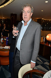 JEREMY CLARKSON at a dinner hosted by AA Gill & Nicola Formby in support of the Borne charity held at Rivea at the Bulgari Hotel, Knightsbridge, London on 3rd February 2015.