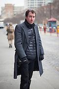 Street fashion photographer Matthew Sperzel