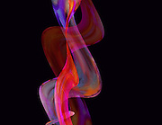 Dancing Light Variations #4 ~ A playful series of light and color.