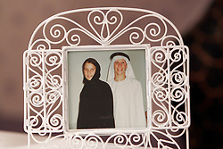 Sara  and Gal Isakovic (SLO) on the picture at home, on February 10, 2005, Bled, Slovenia.  (Photo by Vid Ponikvar / Sportida)