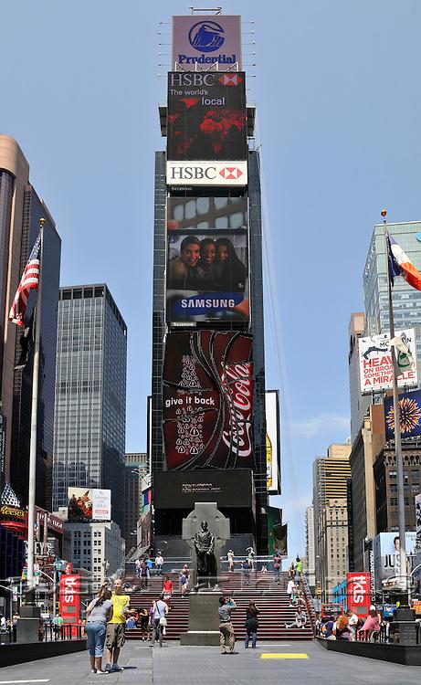 Times Square Manhattan, NYC