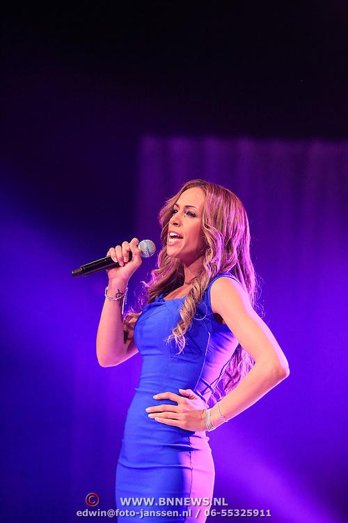 NLD/Bunnik/20121210 - Finale Miss Nederland 2013, Glennis Grace
