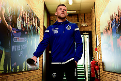 Alfie Kilgour of Bristol Rovers arrives at  prior to kick off - Mandatory by-line: Ryan Hiscott/JMP - 08/02/2020 - FOOTBALL - Adam's Park - High Wycombe, England - Wycombe Wanderers v Bristol Rovers - Sky Bet League One
