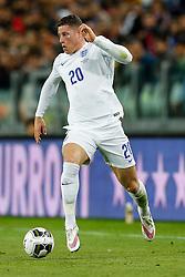 Ross Barkley of England in action - Photo mandatory by-line: Rogan Thomson/JMP - 07966 386802 - 31/03/2015 - SPORT - FOOTBALL - Turin, Italy - Juventus Stadium - Italy v England - FIFA International Friendly Match.