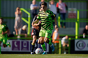 Jack Aitchison of Forest Green Rovers in action during the EFL Sky Bet League 2 match between Forest Green Rovers and Stevenage at the New Lawn, Forest Green, United Kingdom on 21 September 2019.