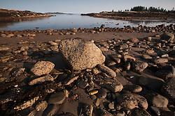 Henry Cove, Schoodic Peninsula, Acadia National Park, Mt. Desert Island, Maine, US