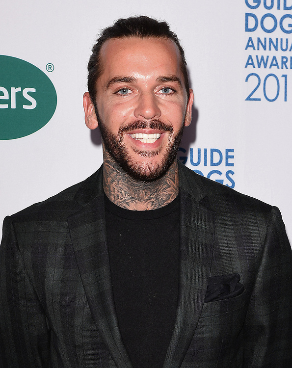 London, UK Pete Wicks at The Guide Dog Of The Year Awards held at The Hurlingham Club, Ranelagh Gardens, London on Wednesday 17 May 2017 <br /> Ref: LMK392 -46019-251113<br /> Vivienne Vincent/Landmark Media. <br /> WWW.LMKMEDIA.COM.