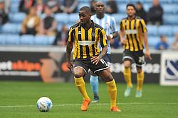 Abu Ogogo Shrewsbury Town FC, Coventry City v Shreswsbury Town FC  Ricoh Arena, Football Sky Bet League One, Saturday 3rd October 2015
