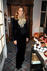 YASMIN LE BON at the Juicy Couture children's tea party in aid of Mothers 4 Children held at the Juicy Couture Store, Bruton Street, London on2nd December 2009.