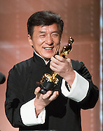 Jackie Chan Honored At Governors Awards