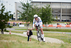Ellen van Dijk (NED) at Boels Ladies Tour 2019 - Prologue, a 3.8 km individual time trial at Tom Dumoulin Bike Park, Sittard - Geleen, Netherlands on September 3, 2019. Photo by Sean Robinson/velofocus.com