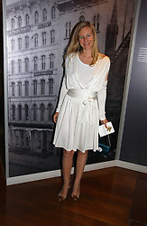 ALANNAH WESTON at the opening reception of 'Bejewelled by Tiffany 1837-1987' at The Gilbert Collection, Somerset House, London on 21st June 2006.