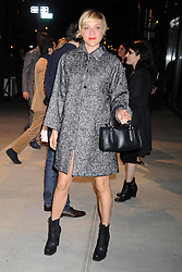 59603747 .Chloe Sevigny at the opening party of Dolce & Gabbana Flagship Store on the 5th Avenue New York, USA, May 04, 2013. Photo by: i-Images.UK ONLY