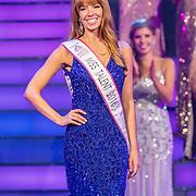 NLD/Hilversum/20160926 - Finale Miss Nederland 2016, Emily van Tongeren wint de Miss Talent award 2016