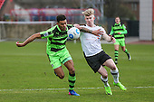 Gateshead v Forest Green Rovers 180217
