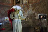 Melchiti, liturgia per la pace