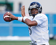 FIU Scrimmage II played on Saturday afternoon at Alphonso Field.