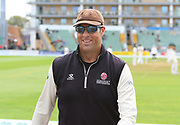 Marcus Trescothick of Somerset during the Specsavers County Champ Div 1 match between Somerset County Cricket Club and Essex County Cricket Club at the Cooper Associates County Ground, Taunton, United Kingdom on 26 September 2019.