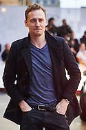 Tom Hiddleston arrives at the Maria Cristina Hotel during 63rd San Sebastian International Film Festival on September 21, 2015 in San Sebastian, Spain.