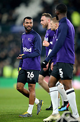 Derby County's Ashley Cole