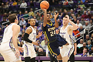 January 18, 2018 - Greenville, South Carolina - Timmons Arena: ETSU guard Jermaine Long (24)<br /> <br /> Image Credit: Dakota Hamilton/ETSU