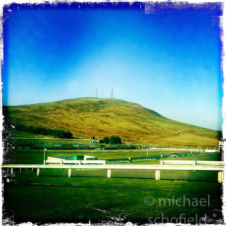 Knockhill..Hipstamatic images taken on an Apple iPhone..©Michael Schofield.