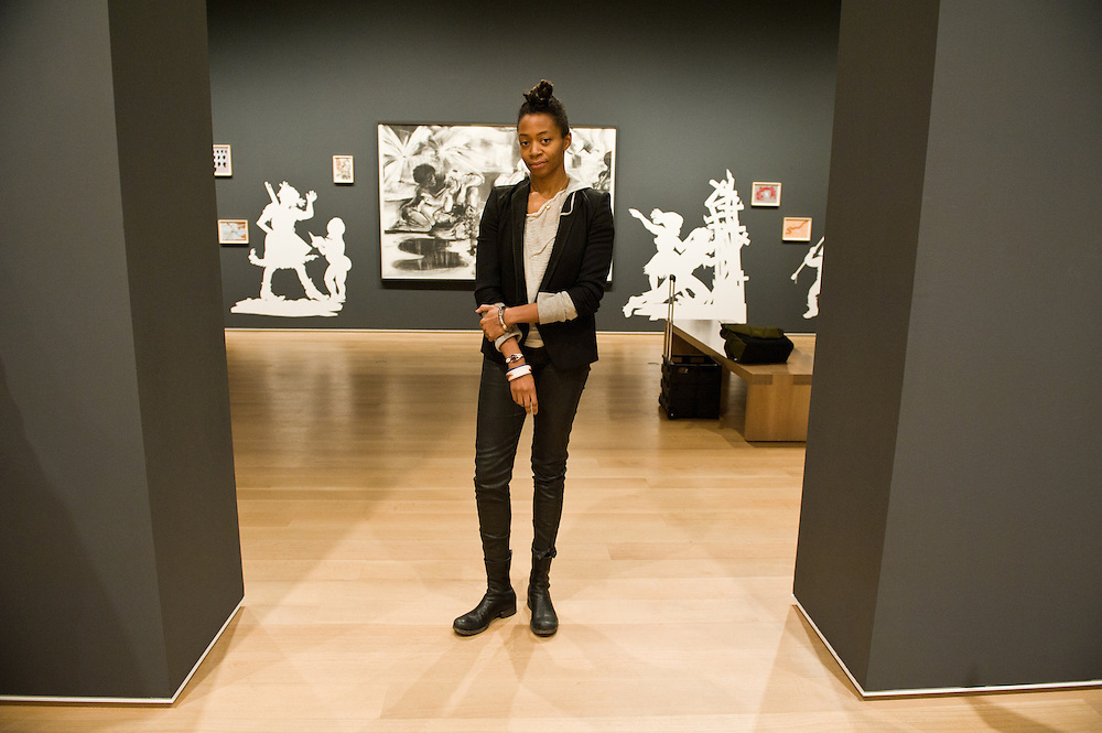 Kara Walker at the Art Institute of Chicago