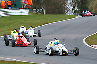 #19 Rob HALL Mygale SJ2000 during Avon Tyres Formula Ford 1600 National & Northern Championship - Post 89 - Race 3  as part of the BRSCC Oulton Park Season Opener at Oulton Park, Little Budworth, Cheshire, United Kingdom. April 09 2016. World Copyright Peter Taylor/PSP. Copy of publication required for printed pictures.  Every used picture is fee-liable.
