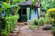 House in Chorro de Maita, Holguin, Cuba.