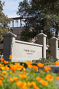Pomona College in Claremont California