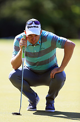 England's Justin Rose during day three of the 2017 BMW PGA Championship at Wentworth Golf Club, Surrey.