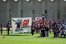 Dixie State vs CWU FB 2009