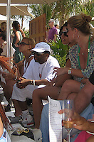 **EXCLUSIVE**.Spike Lee.Cain at the Cove Hotel Opening.Kaimilla Fashion Show at the Cain pool.Paradise Island, Bahamas.Friday, May 11, 2007 .Photo By Celebrityvibe.To license this image please call (212) 410 5354; or.Email: celebrityvibe@gmail.com ;