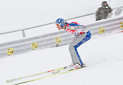 17.12.2011, Casino Arena, Seefeld, AUT, FIS Nordische Kombination, Ski Springen HS 109, im Bild Bernhard Gruber (AUT) // Bernhard Gruber of Austria during Ski jumping at FIS Nordic Combined World Cup in Sefeld, Austria on 20111211. EXPA Pictures © 2011, PhotoCredit: EXPA/ P.Rinderer