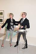 SUZANNE TROCME; MICHAEL JANKOWSK, TIME FOR DESIGN, Design Museum benefit. Phillips building, Berkeley Sq. London. 21 April 2016