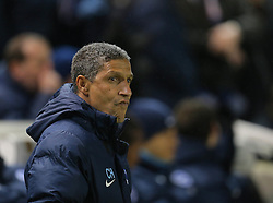 Brighton and Hove Albion Manager, Chris Hughton - Mandatory byline: Paul Terry/JMP - 08/03/2016 - FOOTBALL - Falmer Stadium - Brighton, England - Brighton v Sheffield Wednesday - Sky Bet Championship