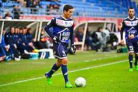 Chaouki BEN SAADA - 10.01.2014 - Troyes / Brest - 19e journee Ligue 2<br /> Photo : Dave Winter / Icon Sport