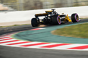 March 7-10, 2017: Circuit de Catalunya. Nico Hulkenberg (GER), Renault Sport Formula One Team, R.S.17