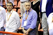 DESCRIZIONE : Forli DNB Final Four 2014-15 Npc Rieti BCC Agropoli<br /> GIOCATORE : Pietro Basciano<br /> CATEGORIA : vip<br /> SQUADRA : <br /> EVENTO : Campionato Serie B 2014-15<br /> GARA : Npc Rieti BCC Agropoli<br /> DATA : 13/06/2015<br /> SPORT : Pallacanestro <br /> AUTORE : Agenzia Ciamillo-Castoria/M.Marchi<br /> Galleria : Serie B 2014-2015 <br /> Fotonotizia : Forli DNB Final Four 2014-15 Npc Rieti BCC Agropoli