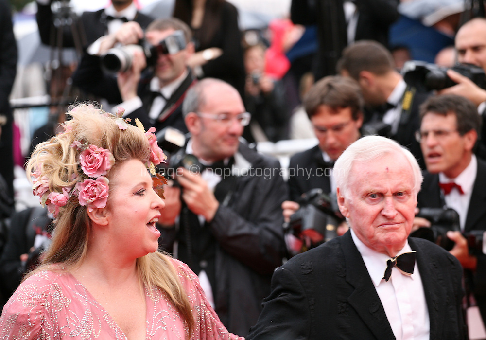 John Boorman arriving at the Vous N'Avez Encore Rien Vu gala screening at the 65th Cannes Film Festival France. Monday 21st May 2012 in Cannes Film Festival, France.