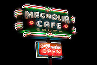 Magnolia Cafe is a 24 hr. favorite on South Congress St.