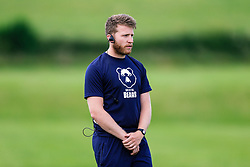 David Howes looks on during week 1 of Bristol Bears pre-season training ahead of the 19/20 Gallagher Premiership season - Rogan/JMP - 03/07/2019 - RUGBY UNION - Clifton Rugby Club - Bristol, England.