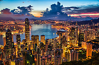 Hong Kong Twilight